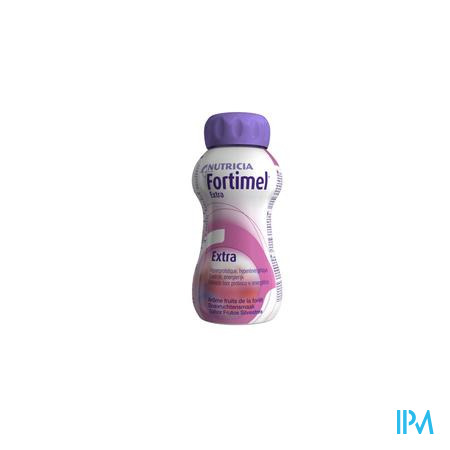 Fortimel Extra Bosvruchten 4 x 200 ml