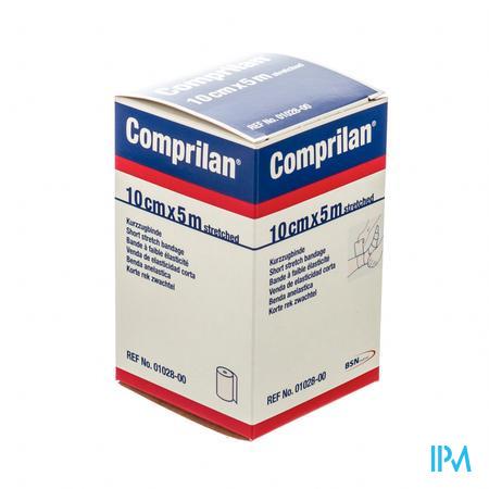 Comprilan Uitgerokken 5mx10cm 0102800  -  Sca Hygiene Products/Incont Care