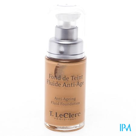 T.LeClerc Foundation Anti Age SFP20  04 Beige Abricot  30ml