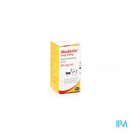 Moderin La 5ml 40mg/ml