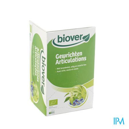 Biover Biokruideninfusie Gewrichten 20 zakjes