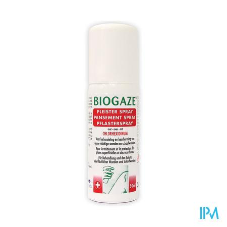 Biogaze Pansement Spray 50 ml