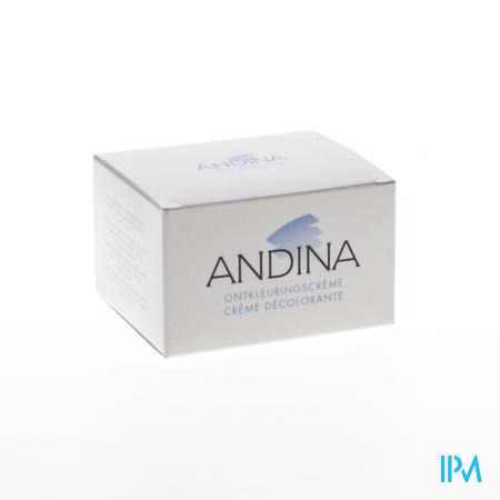 Andina Creme 30ml + 7 Poeder Qualiph