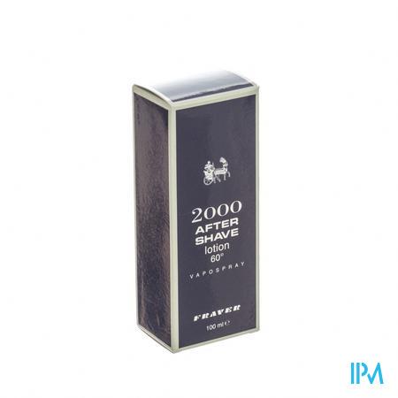 A/Shave 2000 Fraver Vapo Cap Luxe 100 ml
