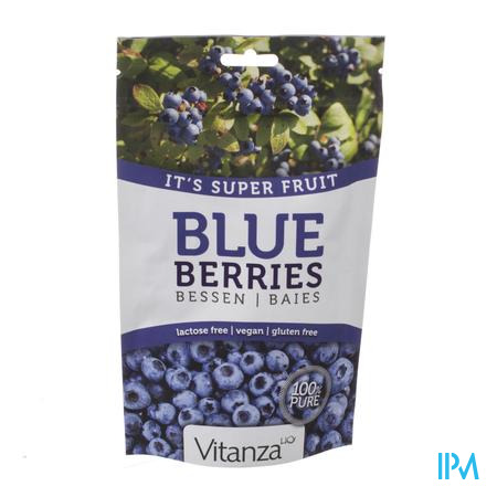 VITANZA HQ SUPERFOOD BLUE BERRIES 150 G