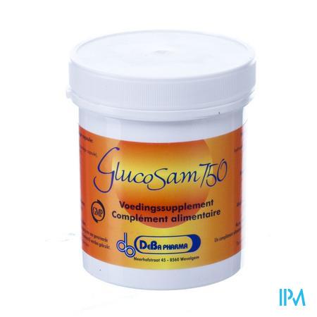 Glucosam Caps 120x750mg Deba