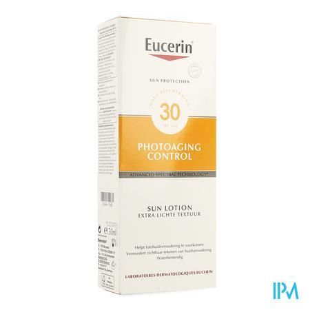 Afbeelding Eucerin Photoaging Control Zonnelotion met SPF 30 met Extralichte Textuur 150 ml.