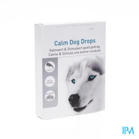 Beaphar Pro Calm Dog Drops Pipet 6x0,7ml
