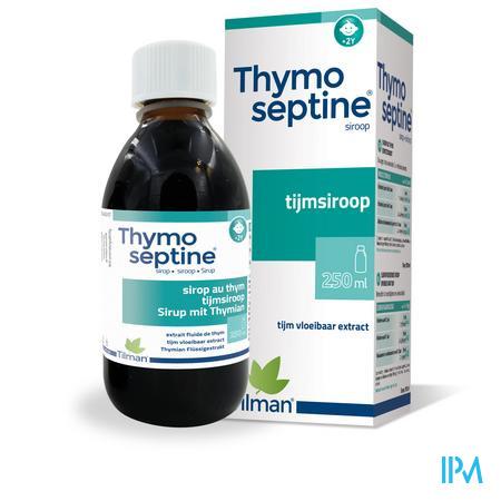 Thymoseptine Siroop 250ml