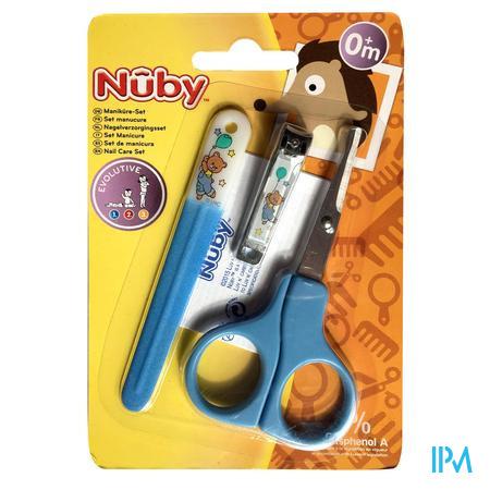 Nûby Nagelverzorgingsset - 0m+