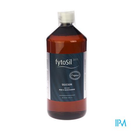 Fytosil Organisch Silicium MSM/Glucosamine 1 l