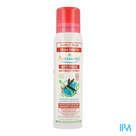 Puressentiel Anti-beet Spray 200 ml
