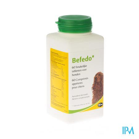 Befedo Hond 60 tabletten