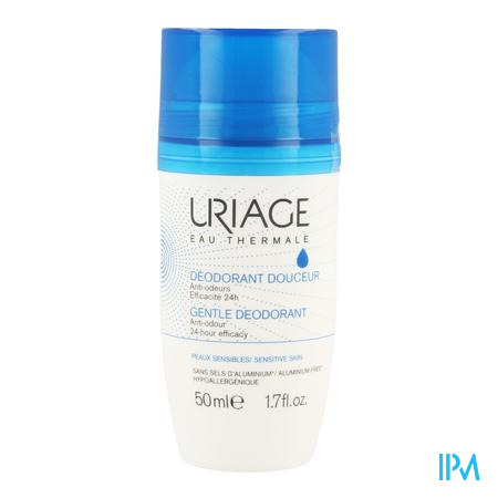 Uriage Deo Douceur P Sens Roll-on 50ml