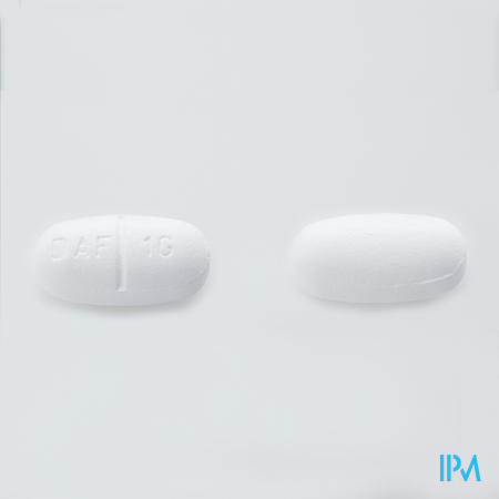 Dafalgan Forte Comprimes Pellicules 10 X 1000 mg