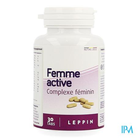 Leppin Femme Active Tabletten 30