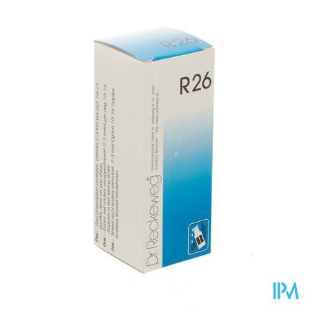 Reckeweg Dr. R26 Druppels 50 ml