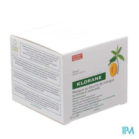 Klorane Masque De Mangue 150 ml