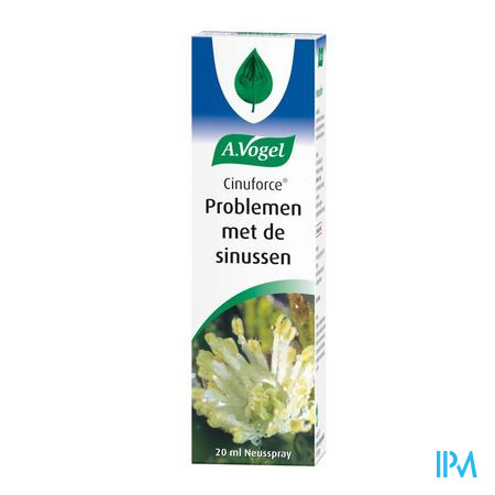 A.Vogel Cinuforce Neusspray 20ml