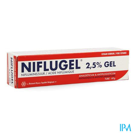 Niflugel Tube 60 Gr