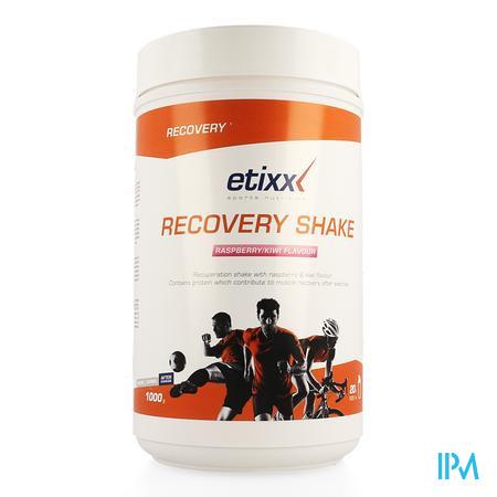 Etixx Recovery Shake Raspberry Kiwi 1000 gr