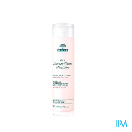 Nuxe Reinigingswater Micellaire Fl 200ml