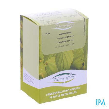 Kinabast Doos 100g Pharmafl