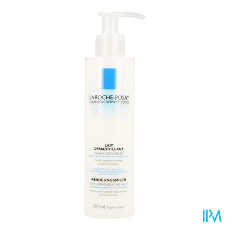 La Roche Posay Toil Physio Reinigingsmelk 200ml