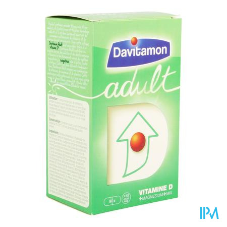 Davitamon Adult Multivitamines 90 Tabletten