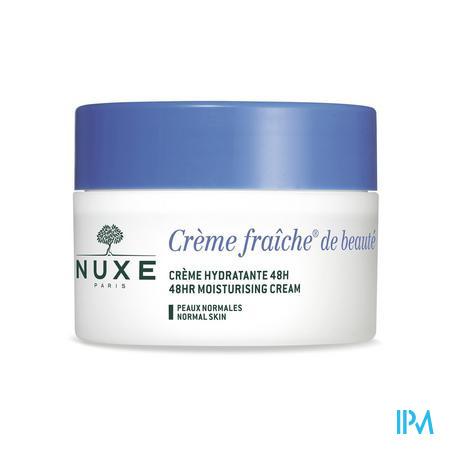 Nuxe Creme Fraiche Cr Hydraterend 48u Pot 50ml