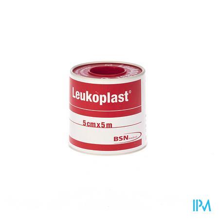 Leukoplast Sleek Spoel+Deksel 5,00Cmx5m 1 stuk