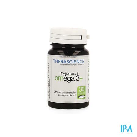 Omega 3+ Caps 30 Physiomance Phy218