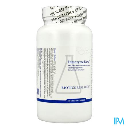 Intenzyme Forte Biotics Comp 500