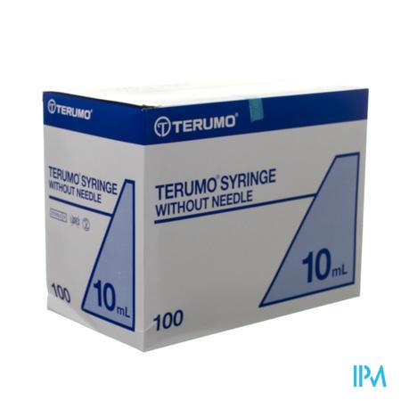 Terumo Spuit Luer Ecc Tip 10ml 100