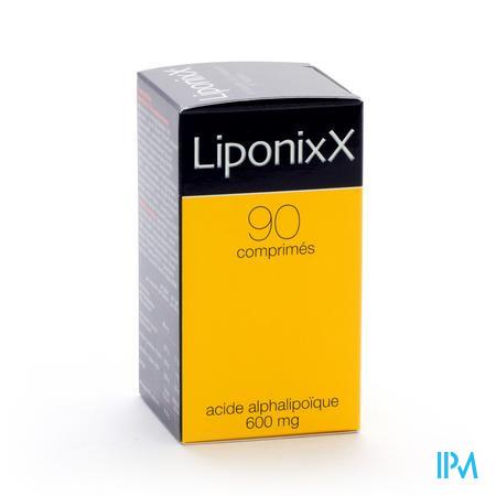 Liponixx 90 comprimés