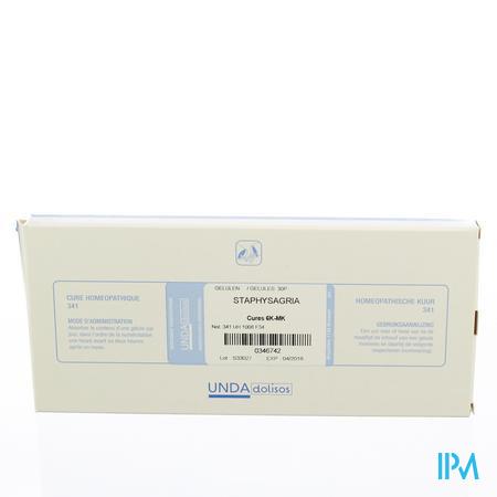 Staphysagria Cure 6k-MK Boiron