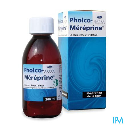 PHOLCOMEREPRINE SIR 200ML