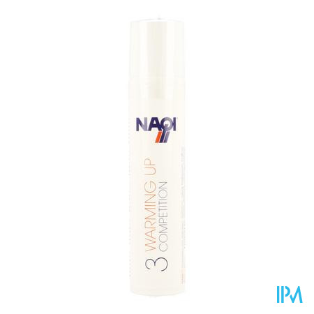 Naqi Warming Up Competition 3 Lipo-gel 100 ml