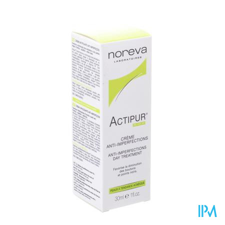 Actipur Creme A/onzuiverheden Tube 30ml