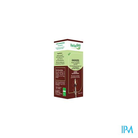 Herbalgem Amandel Maceraat 50ml