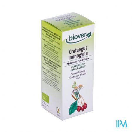 Biover Crataegus Monogyna 50 ml