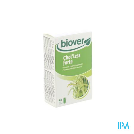 Biover Chol Less Forte 45 tabletten