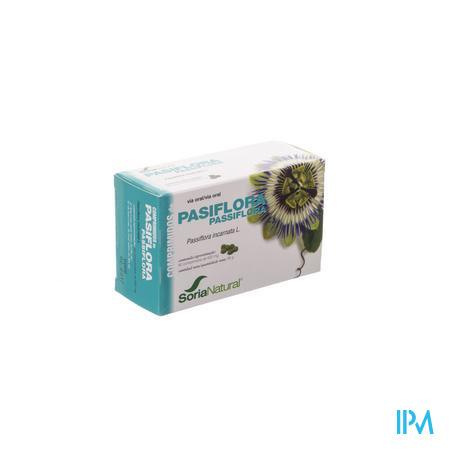 Soria 28 - S Passiflora Incarnata 60 capsules
