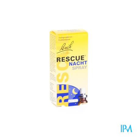 Bach Bloesem Rescue Spray Nacht 7 ml