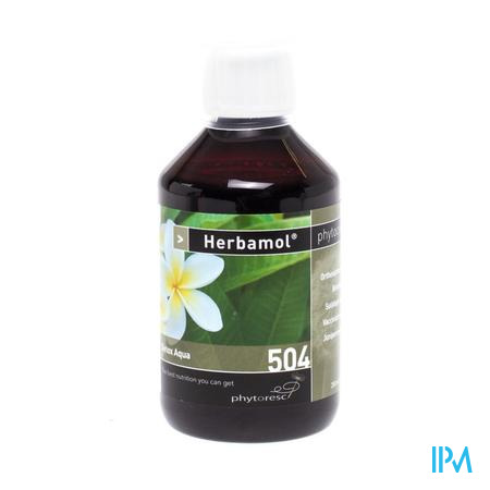 Herbamol 504 Detox Aqua 250 ml