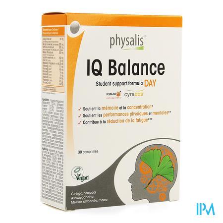 Physalis Iq Balance Day Comp 30