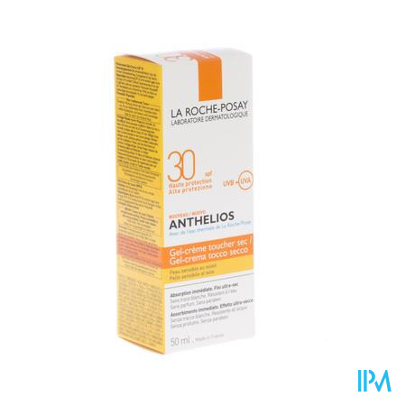 La Roche Posay Anthelios Spf 30 Dry Touch 50 ml