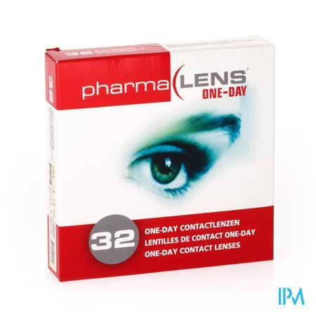PharmaLens lentilles (jour/24 heurs) (Dioptrie: -3.75) 32 lentilles
