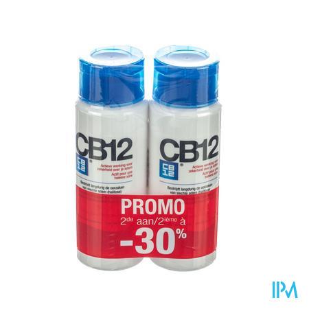 Cb12 Halitosis Duo 2e -30% 250+250 ml