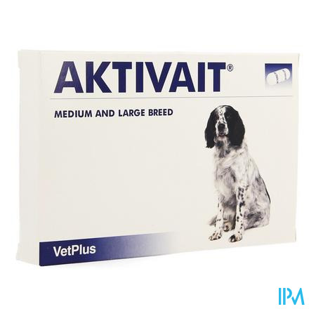 Aktivait Medium&large Breed Blister Caps 60